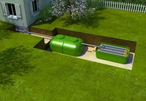 Отличие септика от автономной канализации